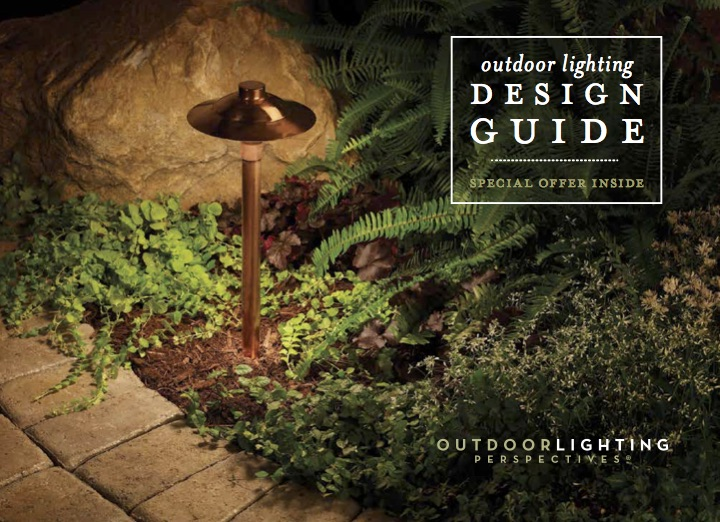 Outdoor Lighting Perspectives Design Guide Cover